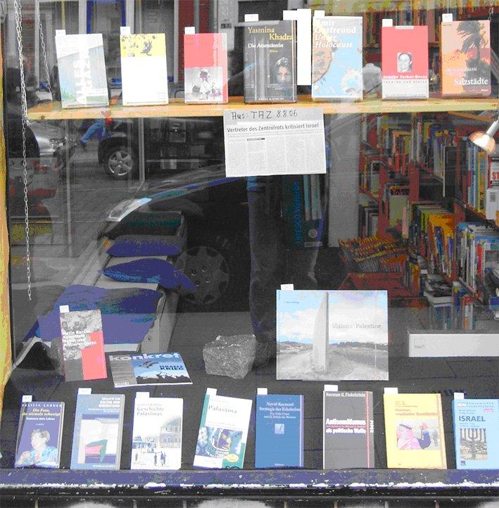 Bild von Buchladen in der Schanze